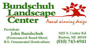 John bundschuh business card with contact info