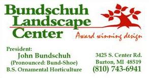 John bundschuh business card with contact info